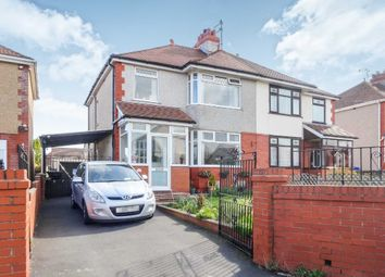 Thumbnail 3 bed semi-detached house for sale in Rhuddlan Road, Rhyl