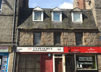 Thumbnail 2 bed flat to rent in 559 George Street, Aberdeen