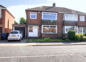 Thumbnail 3 bed semi-detached house for sale in Chapel House Drive, Chapel House, Newcastle Upon Tyne