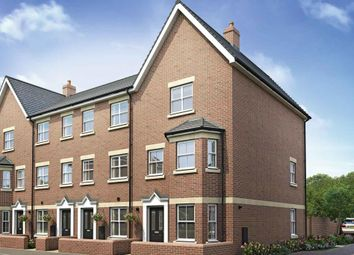 """Thumbnail 3 bed terraced house for sale in """"Plot 51 - The Woodbury"""" at Toynbee Road, Eastleigh"""