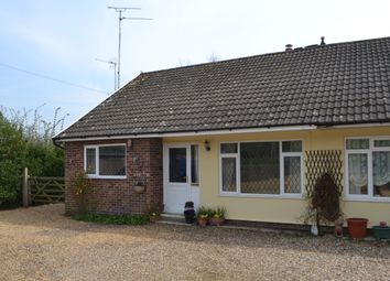 3 bed semi-detached bungalow for sale in The Street, Brockdish, Diss IP21