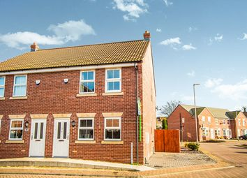 Thumbnail 3 bed semi-detached house for sale in Mulberry Gardens, Goole
