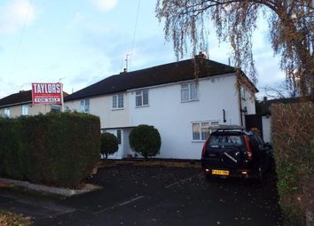 Thumbnail 3 bed semi-detached house for sale in Chiltern Road, Prestbury, Cheltenham, Gloucestershire
