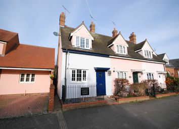 Thumbnail 2 bed cottage for sale in Church Street, Coggeshall, Essex