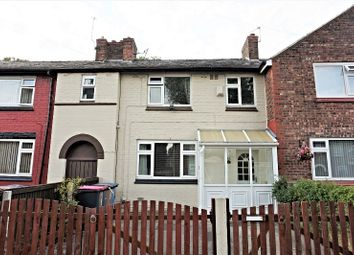 Thumbnail 3 bed terraced house for sale in Kingswood Road, Manchester