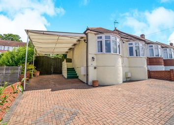 Thumbnail 3 bed bungalow for sale in Howard Avenue, Rochester