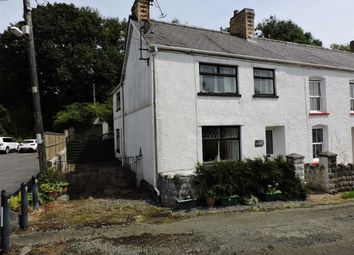 Thumbnail 3 bed semi-detached house for sale in Porthyrhyd, Carmarthen