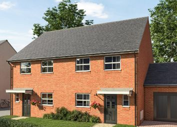 Thumbnail 3 bed semi-detached house for sale in Station Approach, Westbury