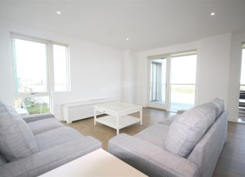 Thumbnail 3 bed flat to rent in Platinum Riverside, North Greenwich