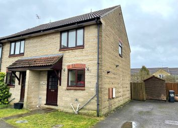 Thumbnail 2 bed end terrace house to rent in Priory Mead, Bruton