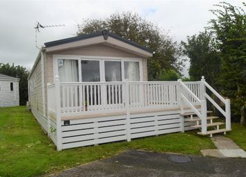 Thumbnail 2 bed lodge for sale in 2 Ashford Rise, Ashford, Barnstaple