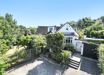 Thumbnail 4 bedroom detached house for sale in Hampermill Lane, Watford