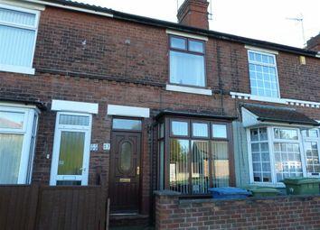 Thumbnail 2 bedroom terraced house to rent in Sadler Street, Mansfield, Nottinghamshire