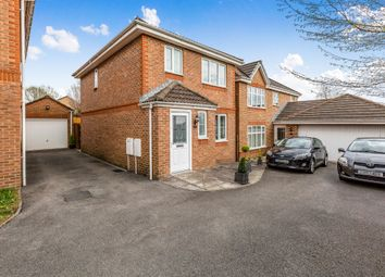 Thumbnail 3 bedroom detached house for sale in Underwood Place, Brackla, Bridgend