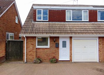 Thumbnail 3 bed semi-detached house for sale in The Firs, Daventry