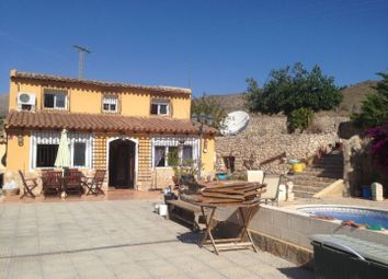 Thumbnail 6 bed finca for sale in A 6 Bed, 2 Bath Rural Finca, Relleu