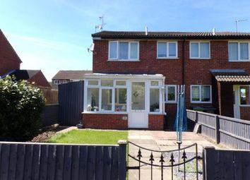 Thumbnail 1 bed terraced house for sale in Thorpe Field Drive, Thurmaston, Leicester, Leicestershire