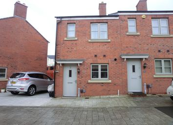 Thumbnail 2 bed terraced house for sale in Lon Y Grug, Coed Darcy, Neath