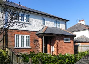 Thumbnail 4 bedroom semi-detached house for sale in Thaxted Road, Saffron Walden