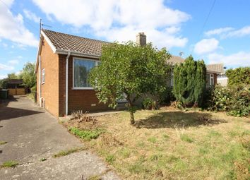 Thumbnail 2 bed semi-detached bungalow for sale in Moor Lane, Eastfield, Scarborough