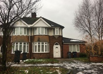 Thumbnail 3 bed semi-detached house to rent in Padstow Rd, Pipe Hayes Birmingham