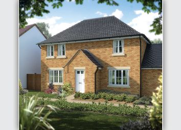 "Thumbnail 4 bedroom detached house for sale in ""The Elias"" at West Hill, Wincanton"