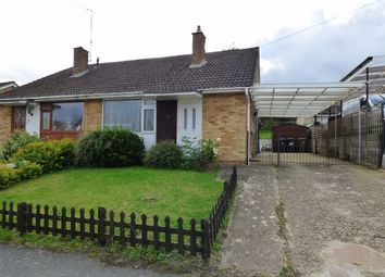 Thumbnail 2 bed semi-detached bungalow for sale in The Firs, Daventry