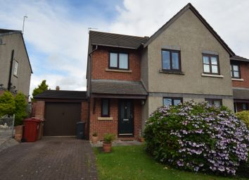 Thumbnail 3 bedroom semi-detached house for sale in Sandringham Close, Barrow-In-Furness, Cumbria