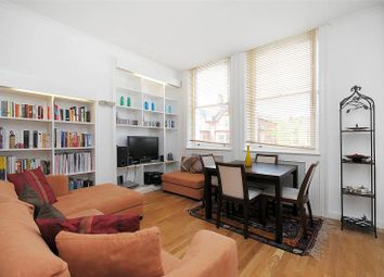 Thumbnail 2 bedroom flat to rent in Lawn Road, Belsize Park, London