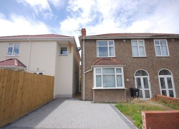 Thumbnail 3 bed semi-detached house for sale in Bellevue Road, St George, Bristol, 7Pg.