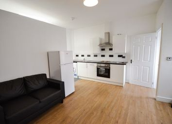 Thumbnail Studio to rent in Flat 14, Upper Brown Street, Leicester