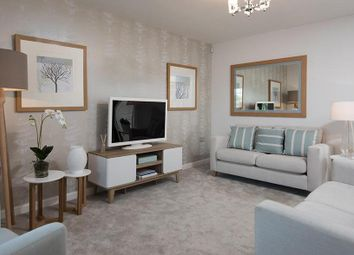 "Thumbnail 3 bedroom detached house for sale in ""Cheadle"" at Warkton Lane, Barton Seagrave, Kettering"