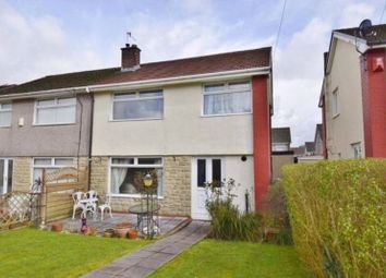 3 bed semi-detached house for sale in St. Donats Court, Caerphilly CF83