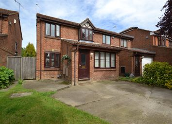 Thumbnail 3 bed semi-detached house for sale in Grove Road, Horley