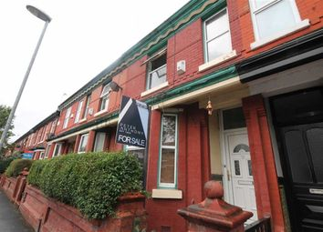 Thumbnail 2 bed terraced house for sale in Livesey Street, Burnage, Manchester