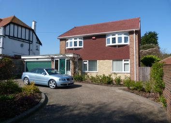 Thumbnail 4 bed detached house for sale in Kingsgate Avenue, Broadstairs