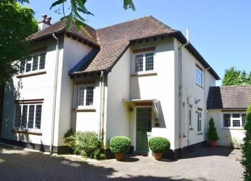 Thumbnail 5 bed detached house for sale in Andover Road, Newbury