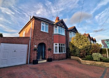 Thumbnail 4 bed semi-detached house for sale in Lime Grove, Grantham