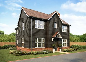 Thumbnail 4 bed detached house for sale in Hatfield Road, Witham, Essex