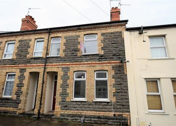 Thumbnail 3 bedroom terraced house for sale in Holmes Street, Barry
