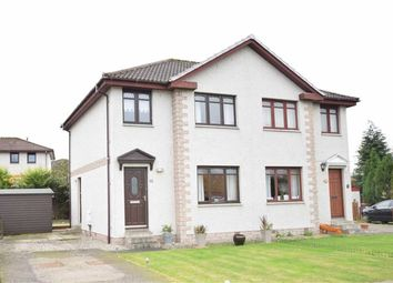 Thumbnail 3 bed semi-detached house for sale in Miller Road, Inverness
