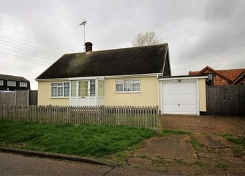 Thumbnail 2 bed detached bungalow for sale in Point Road, Canvey Island, Essex