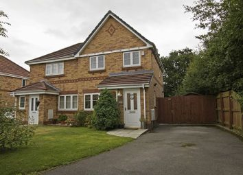Thumbnail 3 bed semi-detached house for sale in Colwyn Close, Ellesmere Port