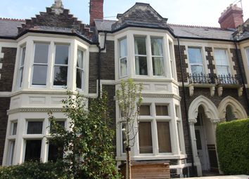Thumbnail 2 bed flat to rent in Morlais Street, Roath, Cardiff