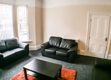 Thumbnail 7 bed terraced house to rent in Ampthill Road, Aigburth, Liverpool