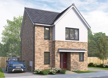 """Thumbnail 3 bed detached house for sale in """"The Kinnerton"""" at Bedford Avenue, Birtley, Chester Le Street"""