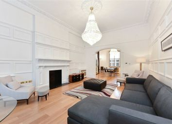 Thumbnail 3 bed flat to rent in Queens Gate, London