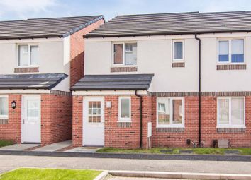 Thumbnail 3 bed semi-detached house for sale in 24 Torwood Crescent, South Gyle, Edinburgh