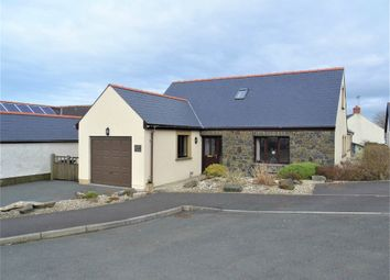 Thumbnail 4 bed detached bungalow for sale in Glan-Yr-Wylan, 3 Crofty Close, Croesgoch, Haverfordwest, Pembrokeshire
