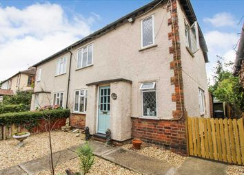Thumbnail 4 bed semi-detached house for sale in Main Street, Willoughy On The Wolds, Leicestershire